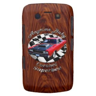 Dodge Coronet Superbee BlackBerry Bold Case
