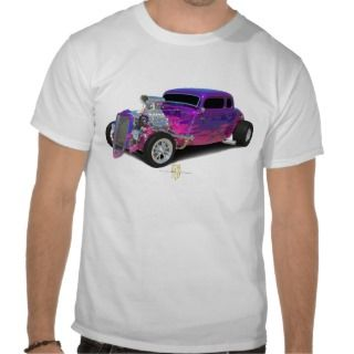 Hot Rod Plus Shirts
