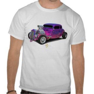 Hot Rod Plus Shirts