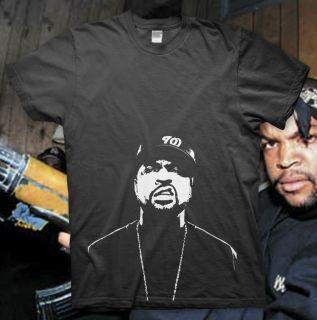 Ice Cube High Quality Cotton T Shirt NWA Friday Eazy E Dr Dre Check Yo