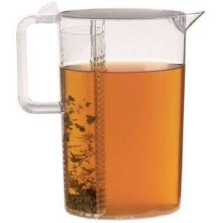 New Bodum Ceylon 51 oz Iced Tea Maker Pitcher Filter