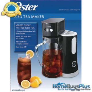 Mr Coffee BVST TM23 2 5 Quart Iced Tea Maker