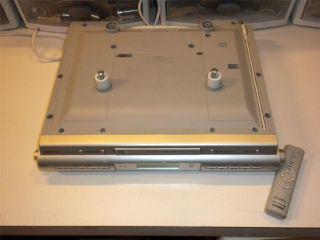Sony Under Cabinet CD R RW Clock Radio ICF CDK50 Please Read First