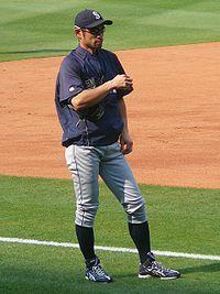 Ichiro Suzuki Seattle Mariners Baseball Shirt Mens XL