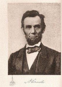 BINDING 4 VOLUME SET ABRAHAM LINCOLN CIVIL WAR IDA M. TARBELL USA GIFT