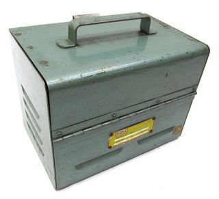 Ideal Industries Etcher Self Contained Steel Case