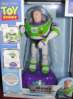 Disney Toy Story Idance Buzz Lightyear  Compatible
