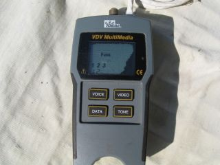 Ideal Industries VDV Multimedia Cable Tester