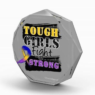 Bladder Cancer Tough Girls Fight Strong Award