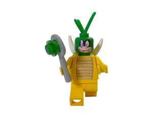 Custom Lego Super Mario Bros Iggy Koopa Nintendo Wii