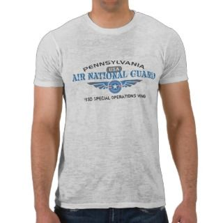 Pennsylvania Air National Guard T Shirt