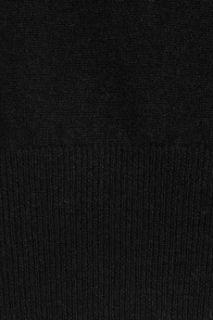 Tomas Maier Asymmetric cashmere top
