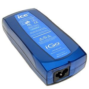 iGo ICE90 Universal Notebook Power Adapter with Optional Peripheral