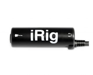 IK Multimedia AmpliTube iRig iPhone Audio Interface PROAUDIOSTAR B NB