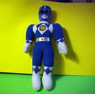 Ranger 13 Plush Doll Plastic Head Saban Entertainment Inc