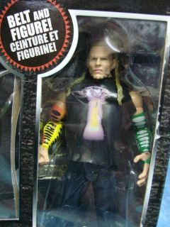 Championship Belt Jeff Hardy Entertainment Inc 2007 Raw