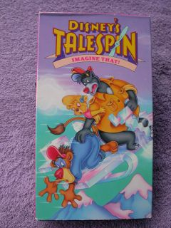 Disneys Talespin Vol 6 Imagine That Disney Great