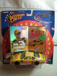 Sale 3 Dale Earnhardt Jr Nilla Nutter Butter 2001 Winner Circle 1 43