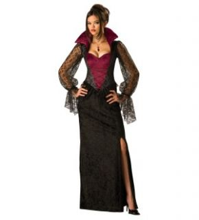 Midnight Vampiress Costume Adult Large New