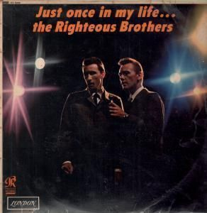 Righteous Brothers Just Once in My Life LP 11 Track Mono Pressing