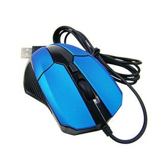 EUR € 8.27   Ergonomische USB 2.0 Blue ray Maus mit 23g