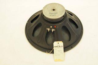 Vintage Cerwin Vega Fifteeen inch Speaker