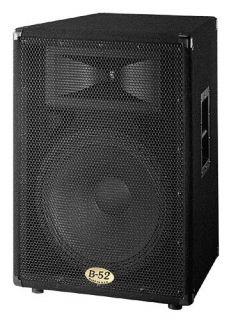 B52 MX 15 15 inch Pro Speaker Passive Full Range Speaker New