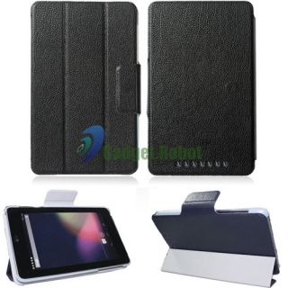 LEATHER STAND SMART COVER INCH TABLET CASE FOR ASUS GOOGLE NEXUS 7 GR