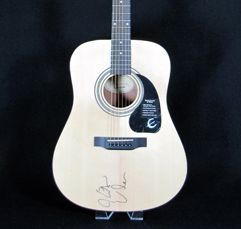 Little Big Town Signed Acoustic Guitar