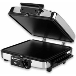 Black & Decker G48TD 3 in 1 Waffle Maker and Indoor Grill