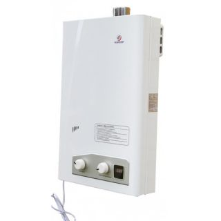 LP Liquid Propane Indoor Forced Vent Tankless Water Heater