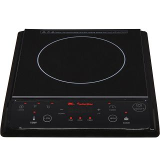Induction Cooktop , Freestanding Single Burner Stove Cook Top Range