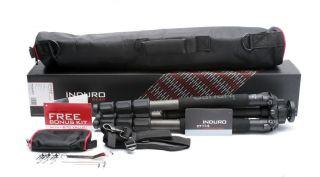 Brand New Induro CT114 8x Carbon Fiber Tripod 471 114 693174735004