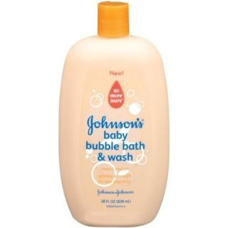 Johnsons Baby Bubble Bath Wash Sweet Melon 28 Oz