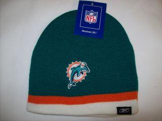 miami dolphins beanie toboggan infant hat