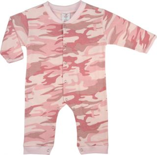 Pink Camo One Piece Baby Clothing Baby Girl Infant to Toddler