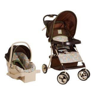 Cosco Sprinter Baby Stroller Car Seat Travel Set Kontiki TR126BGT