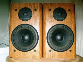 Infinity RS 2001 Bookshelf Speakers