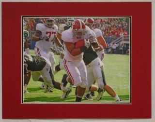 Alabama Football Mark Ingram 2011CAPITAL One Bowl Print