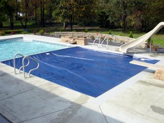 Automatic Inground Pool Cover 18x36