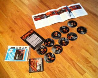 Insanity Workout 10 DVDs
