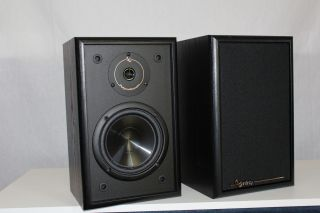 Infinity RS225 6 5 Two Way Bookshelf Speakers