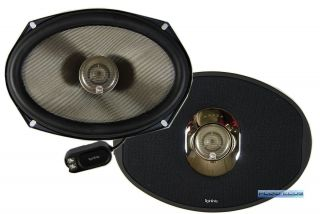Infinity Kappa Series 6x9 660W Max 2 Way Coaxial Car Audio Rear Deck