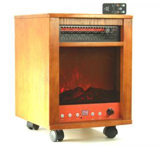 Dr Infrared Fireplace Sapce Quartz Heater
