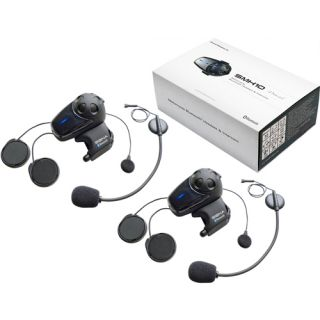 New Sena SMH10 Bluetooth Motorcycle Intercom Universal Headset Dual