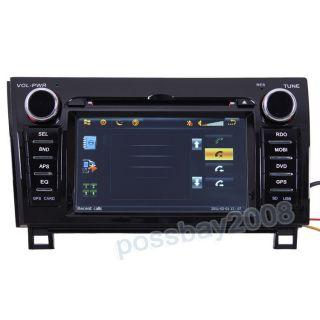 Car GPS Navigation Bluetooth iPod Radio MP3 TV DVD Player