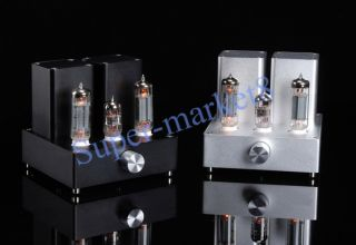 Small Mini Tube Integrated Amp Audio Amplifier EL84 1pc