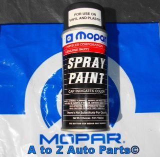 New Dodge RAM Dakota Durango etc Agate Interior Paint Mopar
