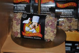 Disney World Mickey Minnie Mouse Pasta New Bag 14 Oz