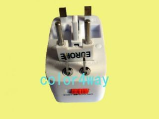 New Universal International Travel Power Adapter Plug